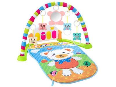 Tapete de Atividades Zein Art Baby com Brinquedos - Magazine Ofertaesperta