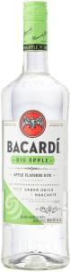 Rum Bacardi Big Apple - 980Ml
