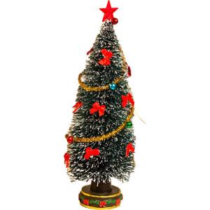 Árvore Decorada De Mesa, 28cm - Orb Christmas
