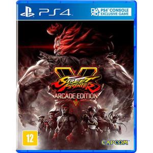 Oferta ➤ PRÉ-VENDA – Game Street Fighter V Arcade Edition – PS4   . Veja essa promoção