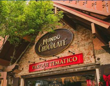 Pacote Gramado + Rota do Chocolate - 2021 Aéreo + Hotel + Ingresso + Opção de Transfer