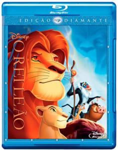 Blu-ray O Rei Leão: Edição Diamante