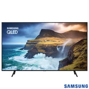 "Smart TV 4K UHD Samsung QLED 65"" com Pontos Quânticos Direct Full Array 4x HDR1000 e Wi-Fi - QN65Q70RAGXZD"