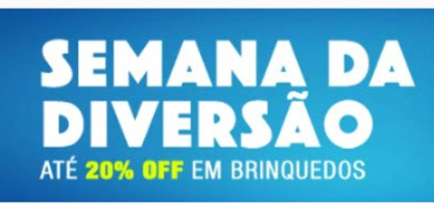 Semana da Diversão - Até 20% de Desconto em Brinquedos na Amazon!