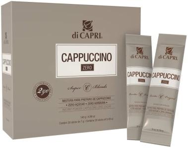 Cappuccino Zero 2go Cartucho