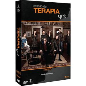 Box DVD - Sessão de Terapia - GNT - 1ª Temporada (9 Discos)