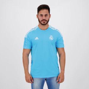 Camiseta Adidas Real Madrid Azul