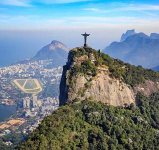 Pacote Rio de Janeiro + Grátis Roda Gigante - 2021 Aéreo + Hotel com Café da Manhã + Opção de Transfer