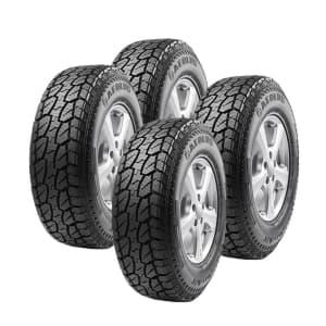 Jogo de 4 pneus Aeolus by Pirelli Aro 15 CrossAce A/T AS01 205/70R15 96T