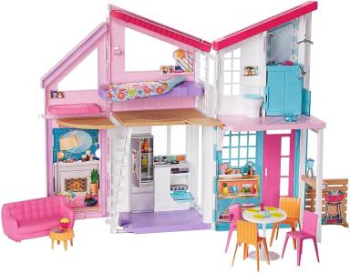 Brinquedo Playset e Acessórios Barbie Casa Malibu FXG57 - Mattel