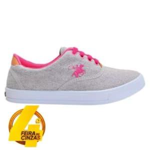 Tênis Feminino Steel - Pink