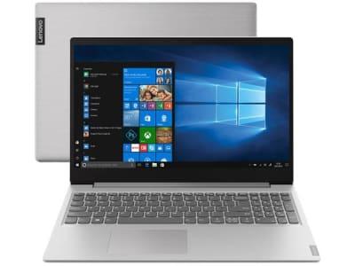 "Notebook Lenovo Ideapad S145 81V7000CBR - AMD Ryzen 3 8GB 256GB SSD 15,6"" LCD Windows 10 - Magazine Ofertaesperta"