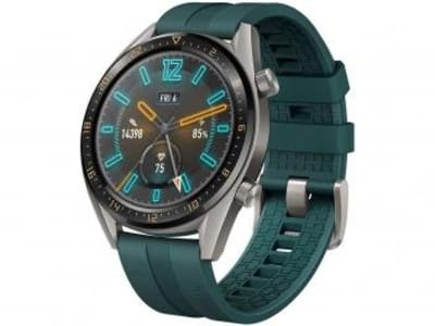 Smartwatch Huawei Active Edition - Watch GT Verde Escuro 46mm 128MB