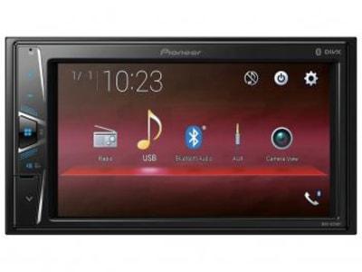 "Central Multimídia Pioneer MVH-G218BT Bluetooth - Touch 6,2"" USB Auxiliar"