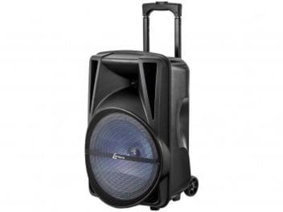 Caixa de Som Bluetooth Lenoxx CA 340 - Amplificada 290W USB - Magazine Ofertaesperta