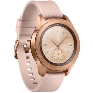 Confira ➤ Smartwatch Samsung Galaxy Watch BT Monitor Cardíaco 42mm Rose Gold – SM-R810NZDAZTO ❤️ Preço em Promoção ou Cupom Promocional de Desconto da Oferta Pode Expirar No Site Oficial ⭐ Comprar Barato é Aqui!