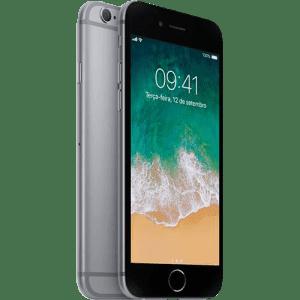 "iPhone 6s 32GB Cinza Tela Retina HD 4,7"" 3D Touch Câmera 12MP - Apple"