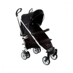 Carrinho de Bebê Cosco 6 Rodas 4 Posições Suporta Crianças de Até 15Kg Deluxe Plus IMP01348