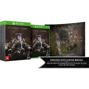 Game Sombras da Guerra Ed. Limitada - XBOX ONE