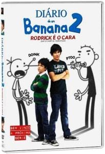 Blu-Ray Diário De Um Banana 2- Rodrick É O Cara