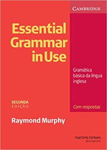Livro Essential Grammar in Use: com Respostas: Gramática Básica da Língua Inglesa
