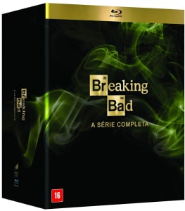 Breaking Bad A Serie Completa - Blu-Ray