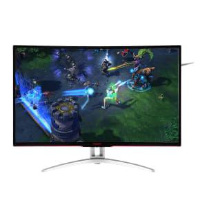 "Monitor Gamer LED 31.5"" Widescreen Full HD AOC AG322FCX"