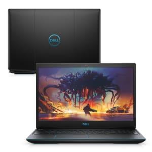 """Notebook Gamer Dell G3-3590-U50P 9ª Geração Intel Core i5 8GB 512GB SSD Placa Vídeo NVIDIA GTX 1650 15.6"""" Linux"""