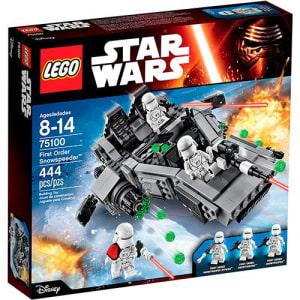 75100 - LEGO Star Wars - Snowspeeder da Primeira Ordem