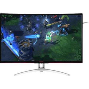 """Monitor Gamer Agon 31,5"""" Curvo 144hz 4ms Display Port AG322FCX - AOC (Cód. 133453361)"""