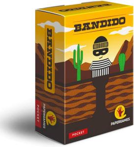 Jogo de Tabuleiro Bandido - PaperGames