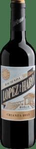 Hacienda López de Haro Crianza Rioja DOCa 2015 750ml