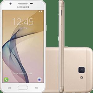 Oferta ➤ Smartphone Samsung Galaxy J5 Prime Dual Chip Android 6.0 Tela 5 Quad-Core 1.4 GHz 32GB 4G Wi-Fi Câmera 13MP com Leitor de Digital – Dourado   . Veja essa promoção