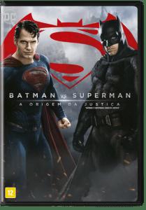 Batman Vs Superman - A Origem da Justiça - DVD (Cód: 9346157)
