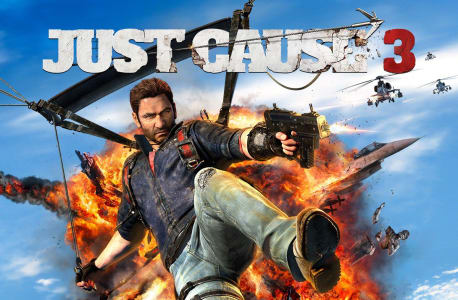 Jogo Just Cause 3 - PC (Steam)