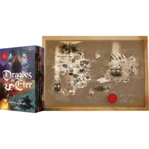 Box de Livros - Dragões De Éter (4 volumes) + Pôster - 1ª Ed.
