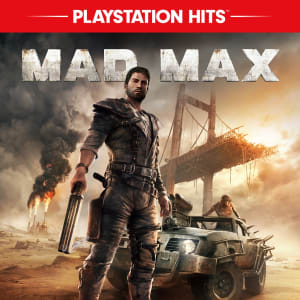 [PS Plus] Jogo Mad Max - PS4