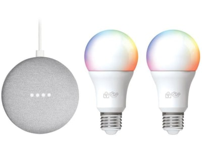 Confira ➤ Kit Nest Mini 2ª geração Smart Speaker – com Google Assistente + 2 Lâmpadas Inteligentes ❤️ Preço em Promoção ou Cupom Promocional de Desconto da Oferta Pode Expirar No Site Oficial ⭐ Comprar Barato é Aqui!