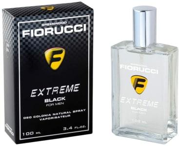 Deo Colônia Fiorucci Extreme Black for Men 100ml
