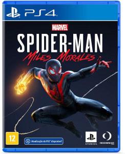 Confira ➤ Jogo Marvels Spider Man Miles Morales PS4 ❤️ Preço em Promoção ou Cupom Promocional de Desconto da Oferta Pode Expirar No Site Oficial ⭐ Comprar Barato é Aqui!