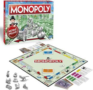 Confira ➤ Jogo Hasbro Monopoly – C1009 ❤️ Preço em Promoção ou Cupom Promocional de Desconto da Oferta Pode Expirar No Site Oficial ⭐ Comprar Barato é Aqui!