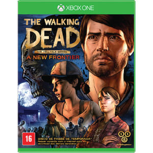 Jogo The Walking Dead: A New Frontier - Xbox One