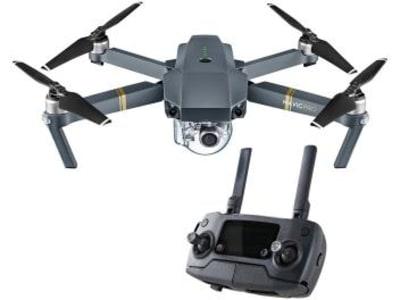 Drone DJI Mavic Pro - com Câmera - Magazine Ofertaesperta