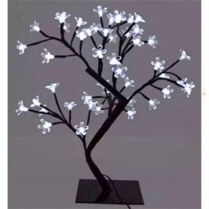 Árvore De Natal Luminaria Flor De Luz Cerejeira 32 Leds