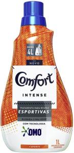 Amaciante Concentrado Comfort Intense+Sports 1L