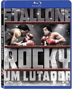 Blu-Ray Rocky UM Lutador