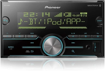 Som Automotivo Pioneer MVH-S618BT USB Bluetooth MP3