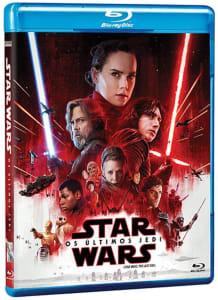 Blu-ray Star Wars: Os Últimos Jedi