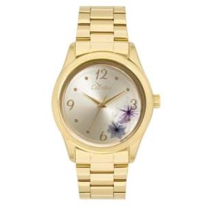 Relógio Condor Feminino Fashion Shake Dourado - CO2035KVX/4D
