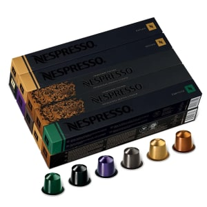 Nespresso 100 Cápsulas de Café